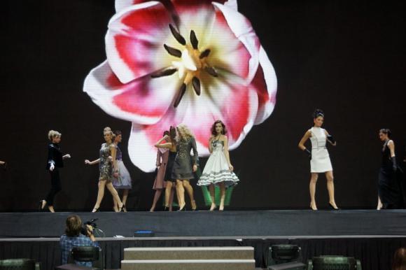 Шоу-показ Центра моды Николая Харьковского