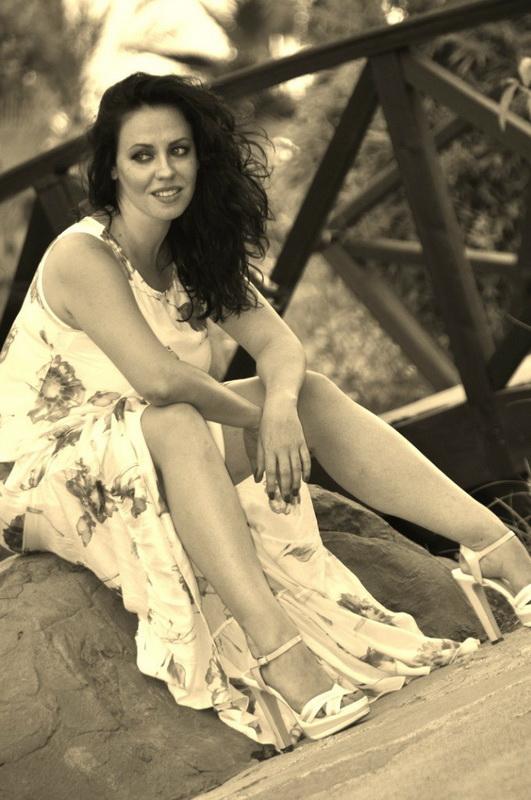 Музыкальная группа Platinum солистка Вера Асеева