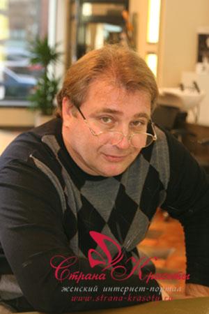 Александр Мысин парикмахер-стилист