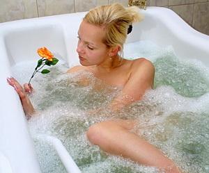 жемчужные ванны. кислородные ванны