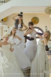 Фотоотчет Анжелики Тарапацкой, парад Страна невест 2013