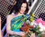 Анна Сердюкова на показе FashionPolice 21 апреля 2011