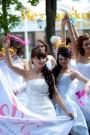 Парад невест 2012 в Воронеже | Фотографии Жанны Афониной. Открытие парада