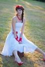 Страна Невест 2012 в Воронеже | Жанна Афонина. Парк Алые Паруса