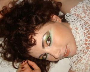 Лариса Лавлинская макияж глаз