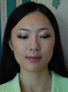 макияж азиатская внешность