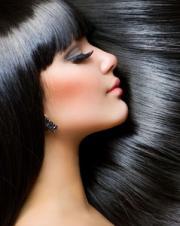 кератиновое выпрямление волос дельфин
